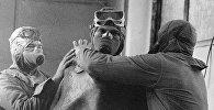 Чернобыль апатының салдарын жоюшылар