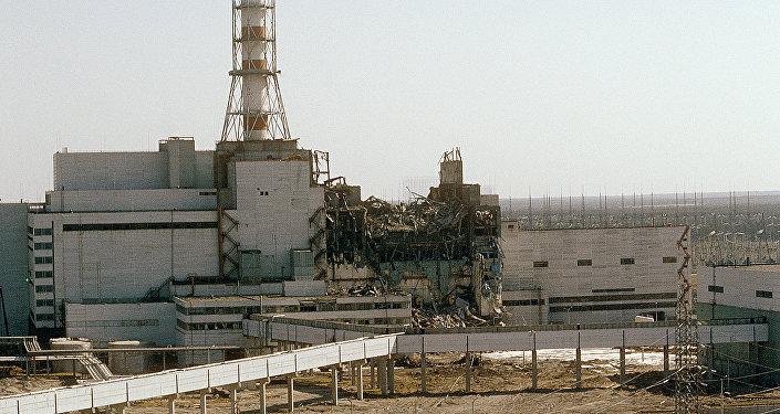 Чернобыль АЭС