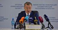 Шығыс Қазақстан облысының әкімі Даниал Ахметов