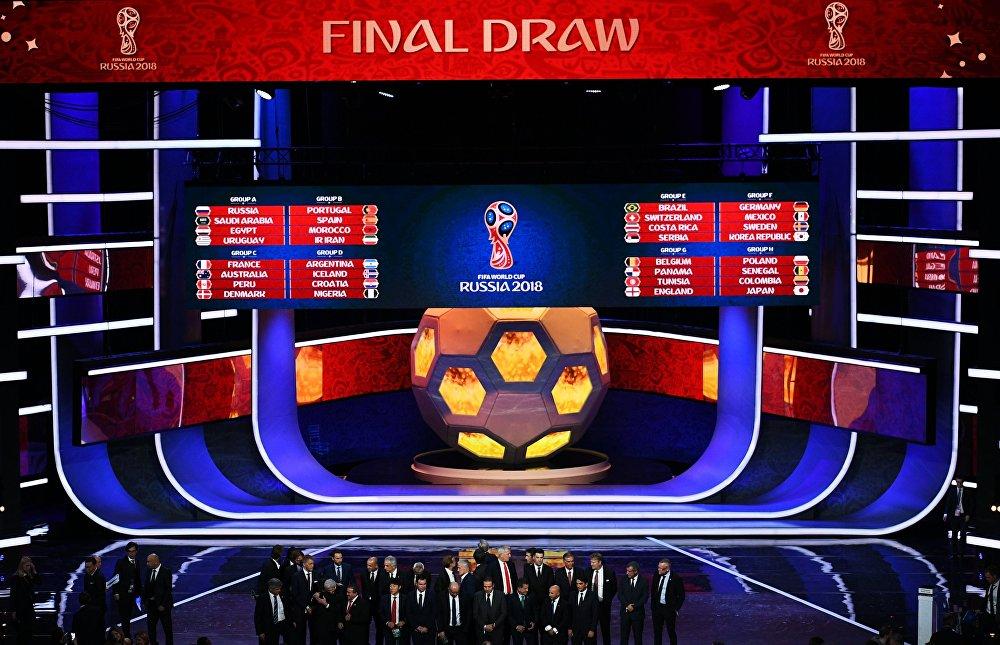 Команды Чемпионата Мира По Футболу 2018 В Волгограде