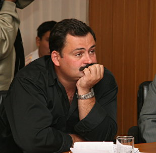 Журналист Геннадий Бендицкий, архивное фото