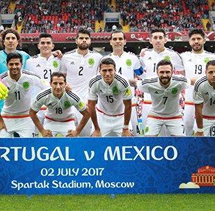 Cборная Мексики по футболу