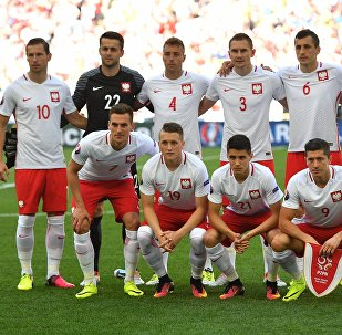 Футбол. Чемпионат Европы - 2016. Матч Украина - Польша