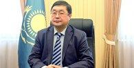 Еркін Оңғарбаев Дін істері жөніндегі комитеттің төрағасы қызметінен босатылды