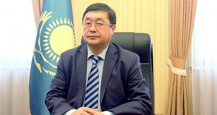 Еркін Оңғарбаев Дін істері жөніндегі комитеттің төрағасы болып тағайындалды