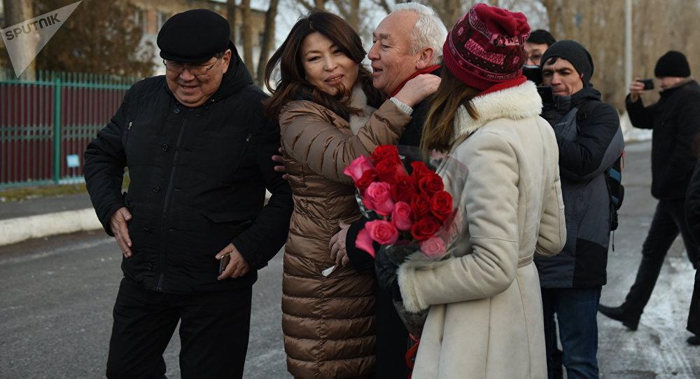 Сейтказы Матаев вышел на свободу