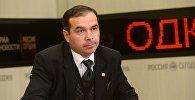 Политолог Артур Атаев