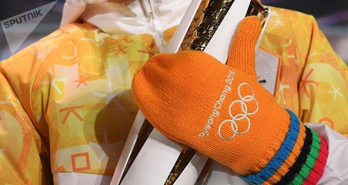 Символика Олимпиады 2018 в Пхенчхане