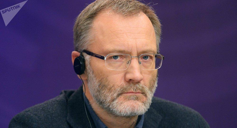 Директор Института каспийского сотрудничества Сергей Михеев