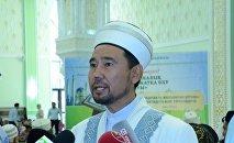 Верховный муфтий Казахстана Серикбай кажы Ораз