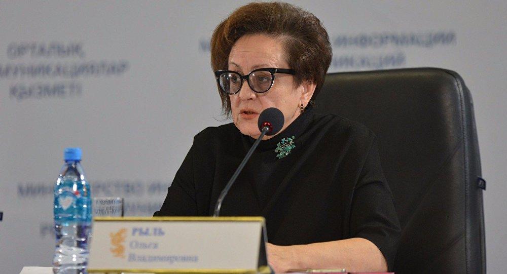 Ольга Рыль
