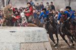 Көкпар ЮНЕСКО-ның мәдени мұралары тізіміне Қырғызстанның атынан енгізілді