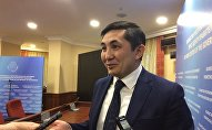 Заместитель председателя комитета охраны общественного здоровья Берик Шарип