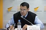 Эксперт Центра военно-стратегических исследований Ерлан Рысбеков