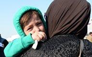 Сириядан қайтарылғандар