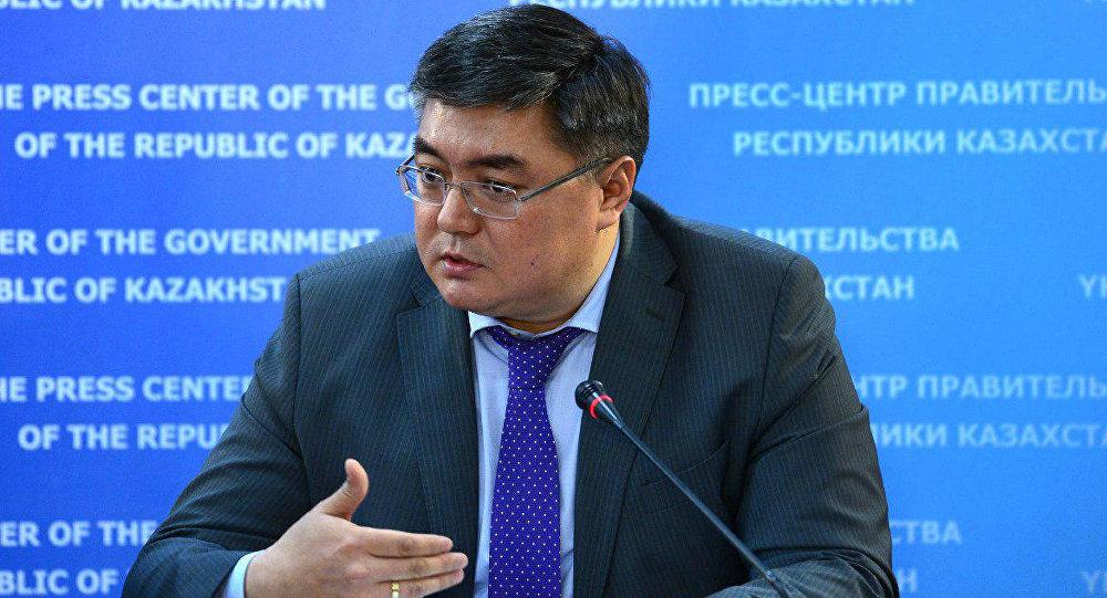 Председатель комитета по статистике МНЭ РК Нурболат Айдапкелов