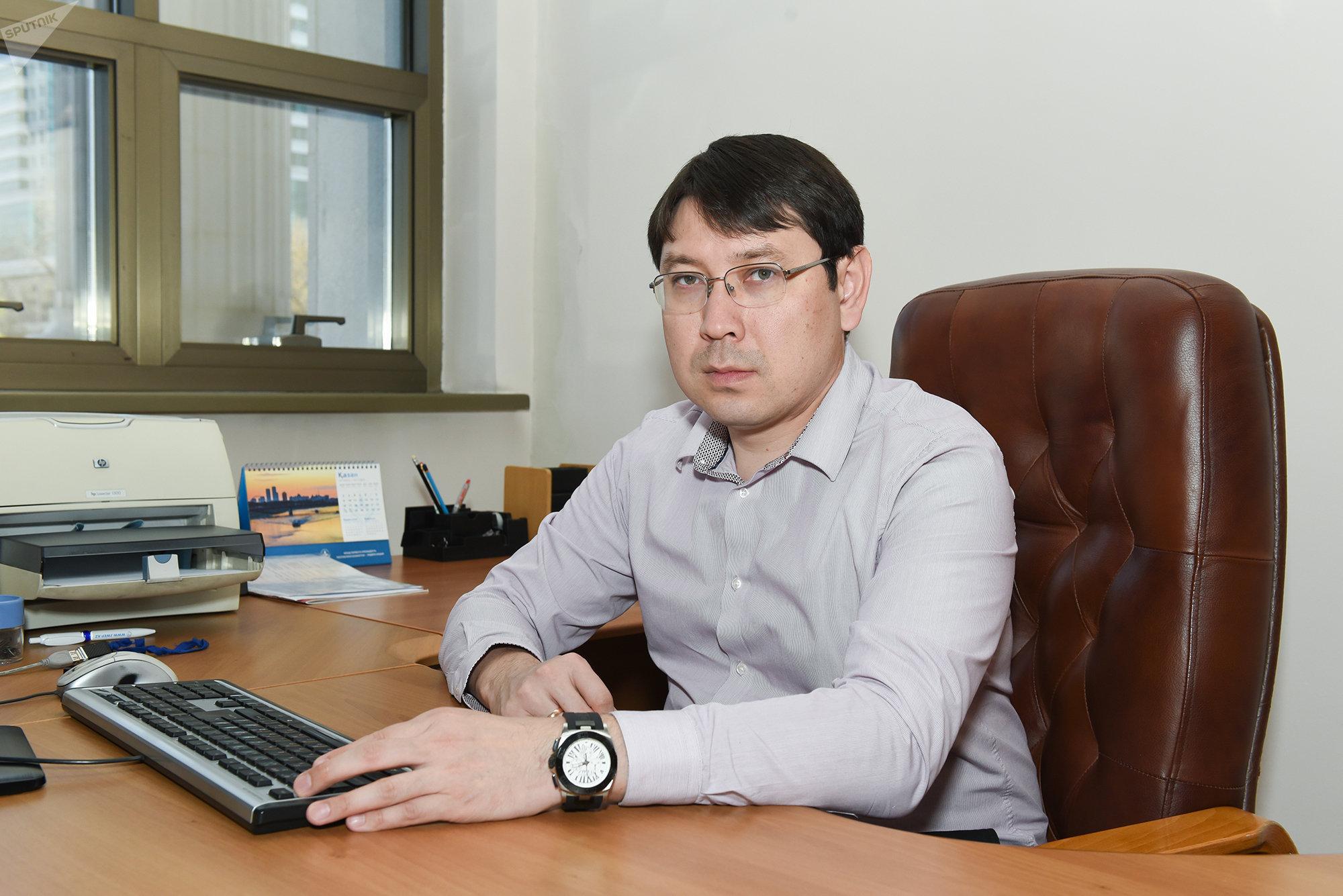 Политолог Аскар Нурша