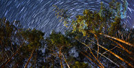 Звездное небо, архивное фото