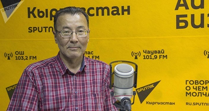 Мизирхат Курманалиев