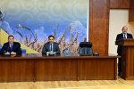 Бақытжан Сағынтаев ауыл шаруашылығы министрлігінің ұжымына жаңа министрді таныстырды