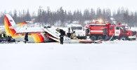 Падение самолёта Ан-2 в Ненецком автономном округе