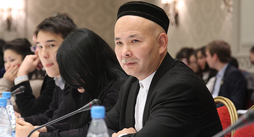 Қазақстан Мұсылмандары одағы бірлестігінің басшысы Мұрат Телібеков