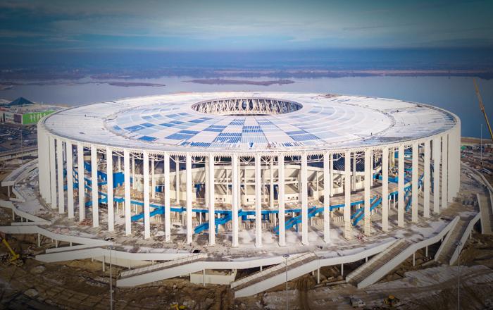 © Город-организатор Нижний Новгород