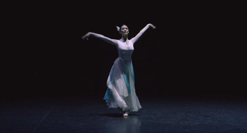 Кадр из фильма Хочу в балет