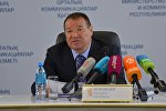 Управляющий директор-член правления АО НУХ Байтерек Каирбек Ускенбаев
