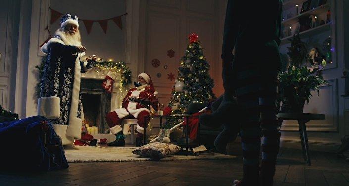 Победа Деда Мороза над Санта-Клаусом