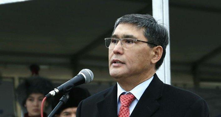 Председатель Комитета автомобильных дорог МИР РК Мереке Пшембаев
