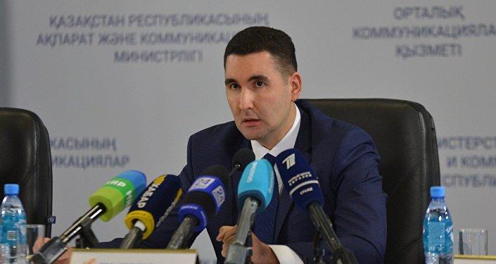 Официальный представитель комитета по чрезвычайным ситуациям Руслан Иманкулов