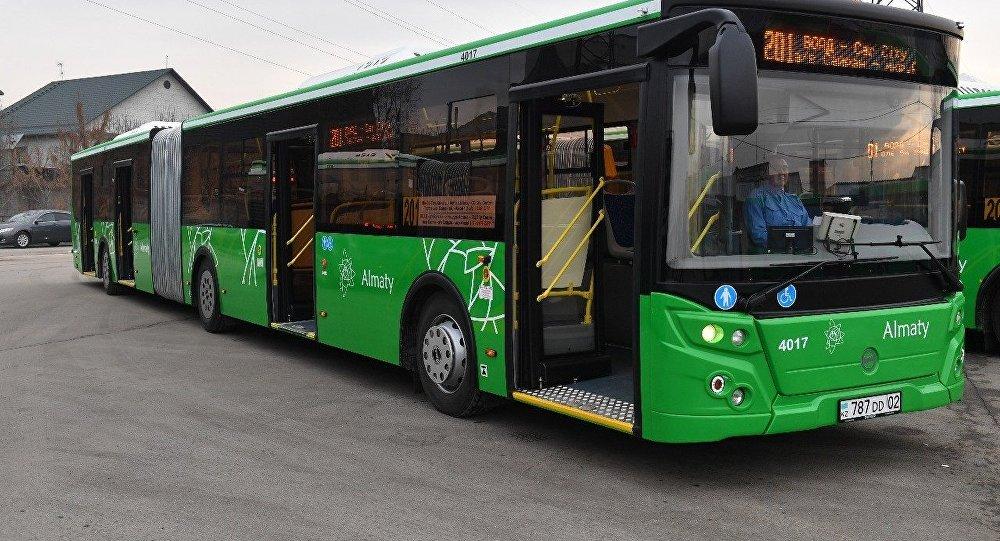 Сколько реально стоит проезд на автобусе в Алматы a5719f58176