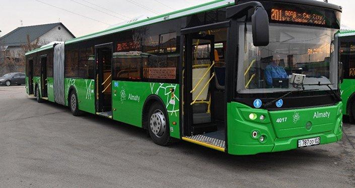 Автобус в Алматы