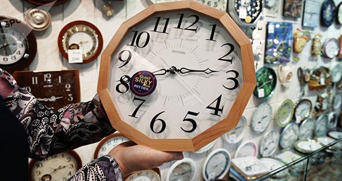 Часовой магазин
