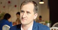 IT-архитектор центра устойчивого развития Астаны Виталий Пустовойтенко
