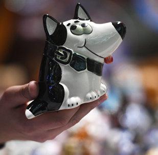 Собака-сувенир