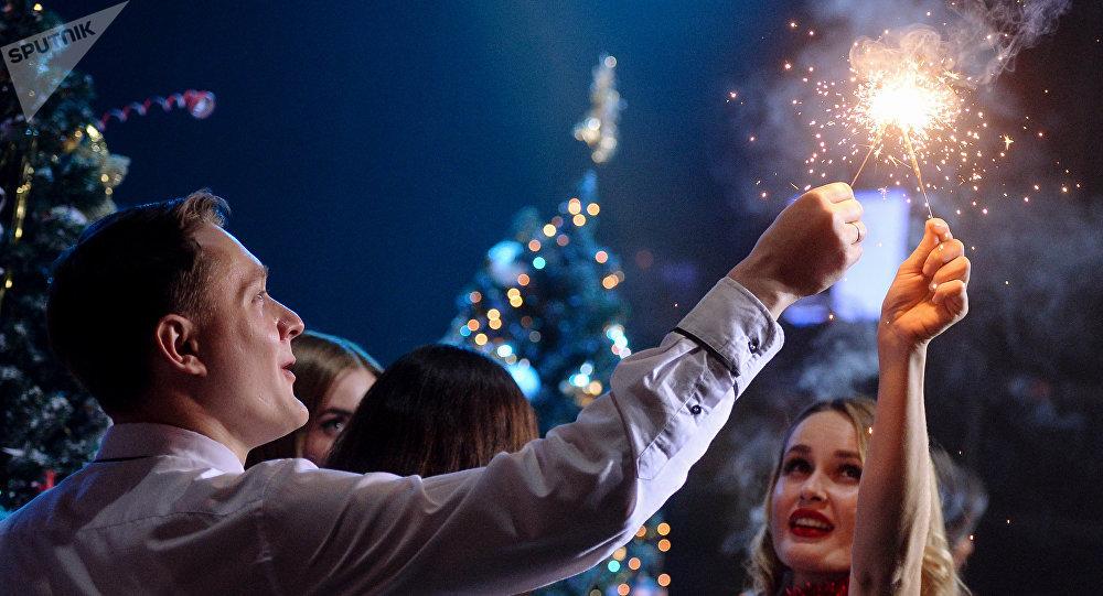Новогодняя вечеринка