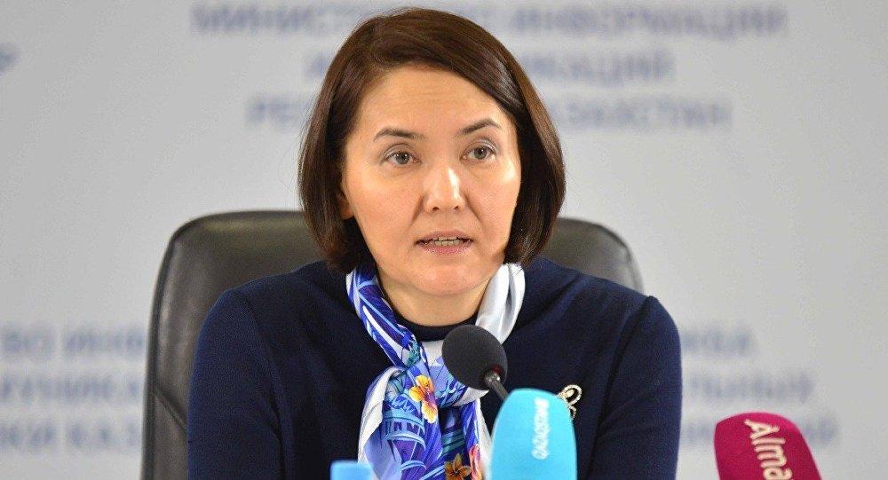 Айнур Соспанова