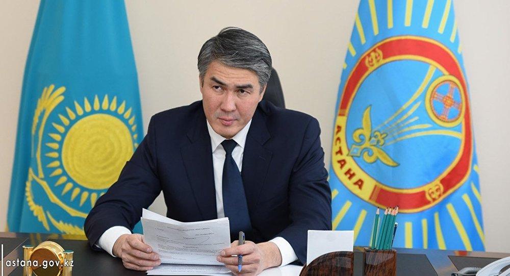 Асет Исекешев