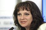 Писатель, психолог Наталья Толстая