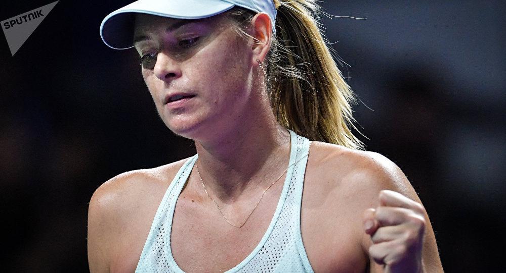 Шарапова проиграла вполуфинале турнира вШэньчжене
