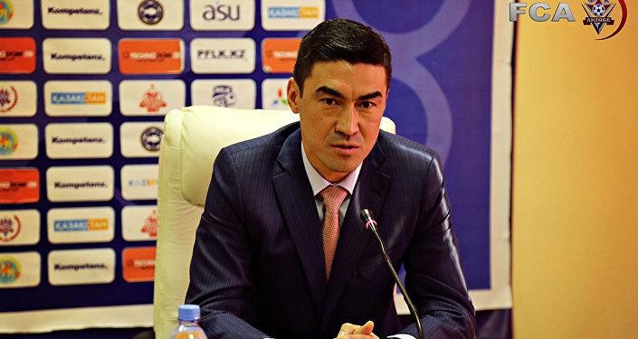 Самат Смаков