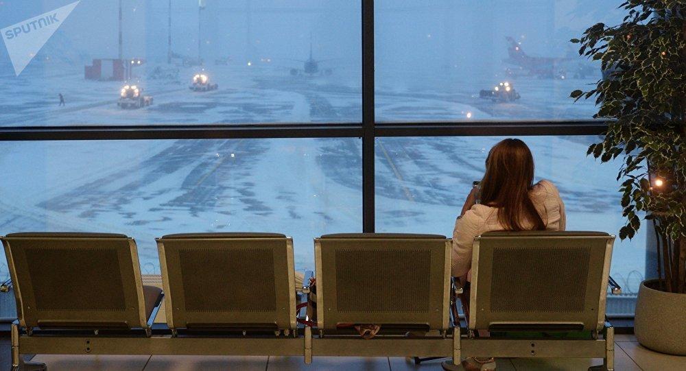 Рейс Астана— Шарджа отменили из-за замерзшей двери самолета