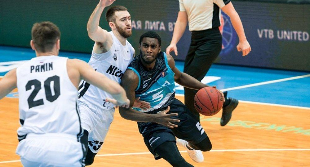 Баскетболисты «Нижнего Новгорода» выиграли ввыездном матче с«Астаной»