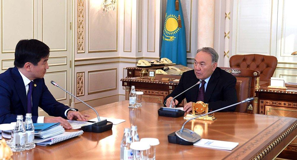Вдальнейшем вАлма-Ате иАстане будут ездить только наэлектромобилях— Назарбаев