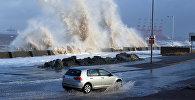 Ураган, архивное фото