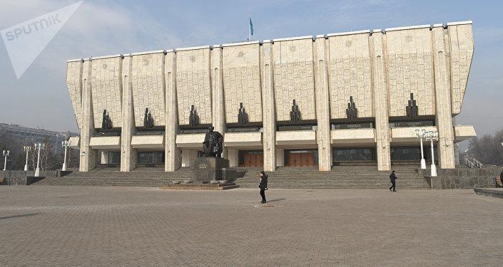 Мұхтар Әуезов атындағы мемлекеттік академиялық драма театры