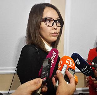 Назым Бишимбаева, архивное фото