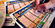 EuroMillions лотерея билеті